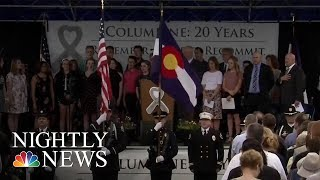 Columbine Anniversary: Colorado Community Honors 13 Lives Cut Short | NBC Nightly News