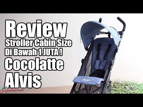 Review Stroller Cocolatte Alvis | babysasori