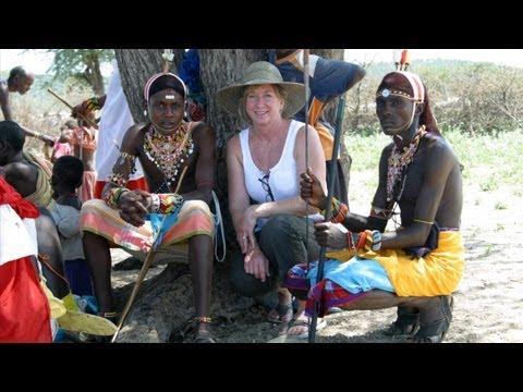 African Safari - Kenya Part 4 - Samburu and It's People - www.AfricanSafaris.travel