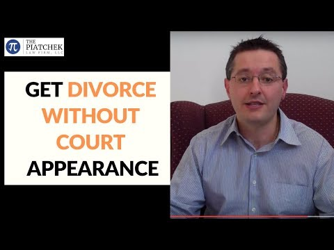 Uncontested Divorce in Missouri (Video): How to get a Cooperative Divorce, Attorney Joseph Piatchek