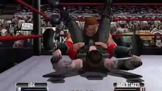 Shawn Michaels vs The Undertaker | WWF NO MERCY