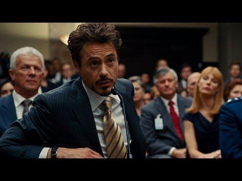 Тони Старк в суде. Часть 1. Железный Человек 2 (2010)
