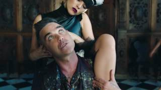 Robbie Williams  - Party Like A Russian(Наоборот)