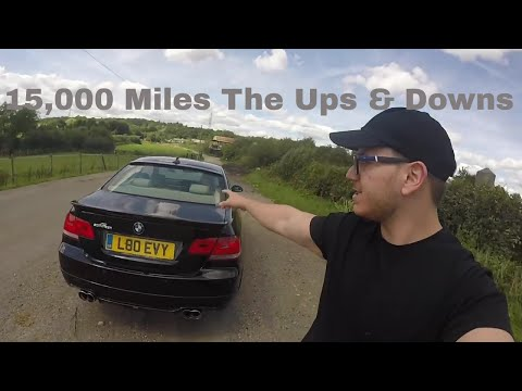 15,000 Miles Later Review On My BMW 335i