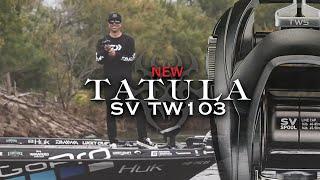 Daiwa Tatula SV TW 103HSL video