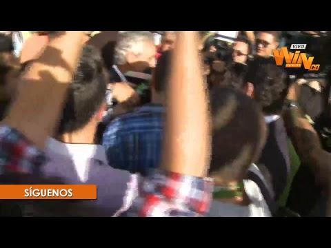Despedida de Reinaldo Rueda de Atlético Nacional