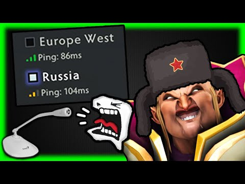 What DOTA 2 Is Like In SOVIET RUSSIA