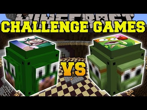 Thumbnail: Minecraft: LITTLE LIZARD VS TINY TURTLE CHALLENGE GAMES - Lucky Block Mod - Modded Mini-Game