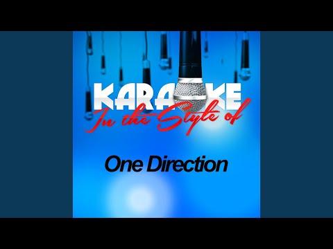 Don't Forget Where You Belong (Karaoke Version)