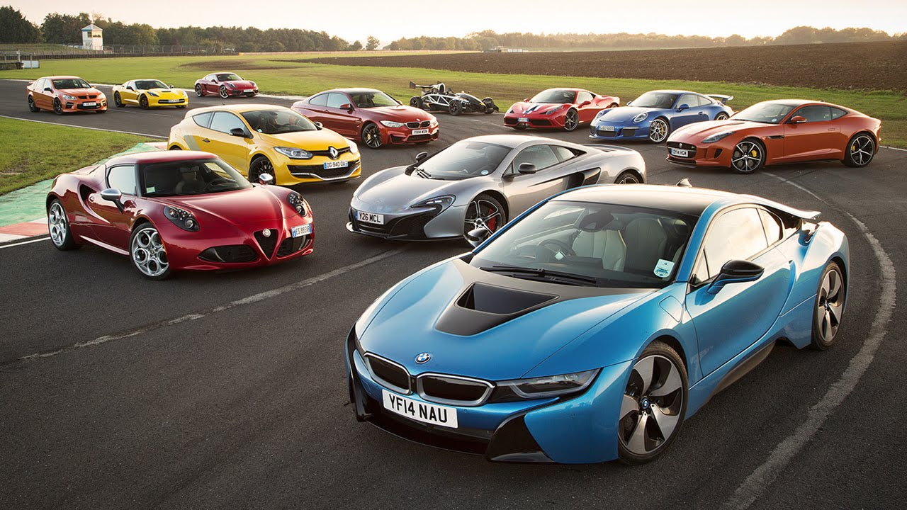 Britainu0027s Best Driveru0027s Car 2014   Porsche 911 GT3, Ferrari 458 Speciale,  Ariel Atom 3.5R   YouTube