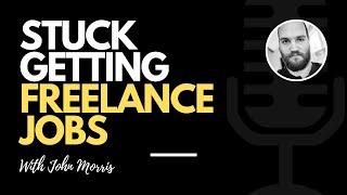 I got a few freelance clients, now I'm stuck