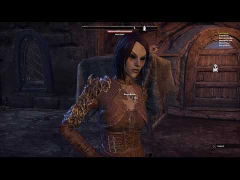 ESO Morrowind #1 My First Play and Look Around