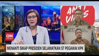 Download Menanti Sikap Presiden Selamatkan 57 Pegawai KPK