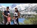 Travel Vlog | California | Hiking With Kids