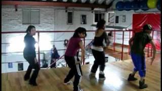 """sangre y joseka  """"pa´ que las chicas bailen"""" by alex trejo"""