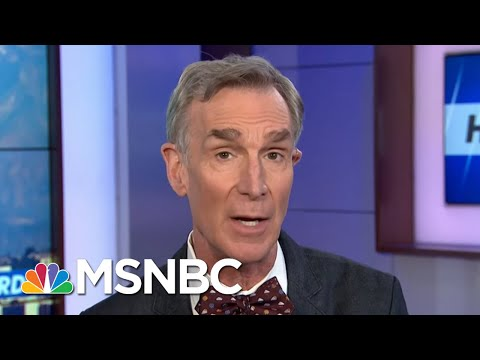 Bill Nye: Climate Change Will Be 'Far Reaching' On United States | Hardball | MSNBC