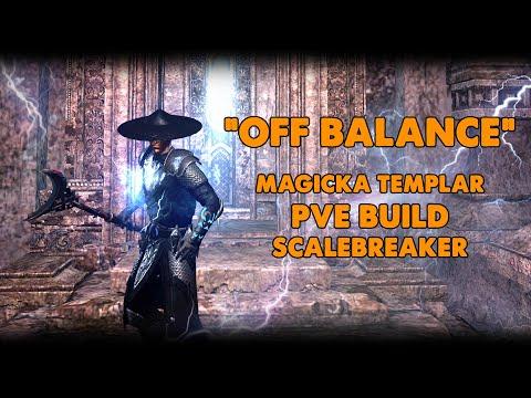 Eso Templar Magicka Potion