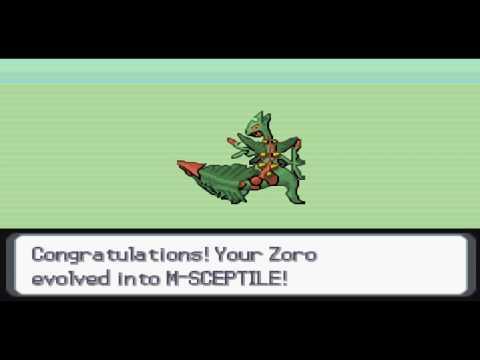 Pokémon Light Platinum - Mega Evolution Edition