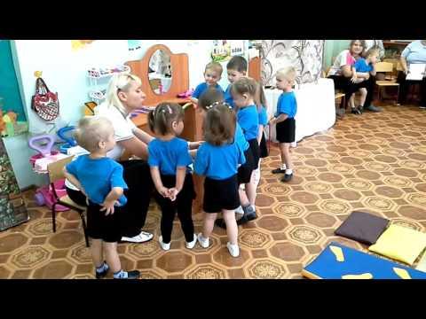 ЦРР - детский сад № 46 г. Саранск, открытое занятие по формированию навыков ЗОЖ