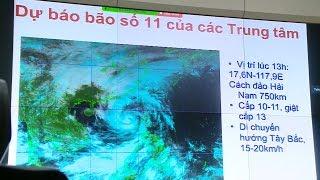 Tin Moi Nhat Ve Bao So 11 | Các Video Tuyệt Nhất
