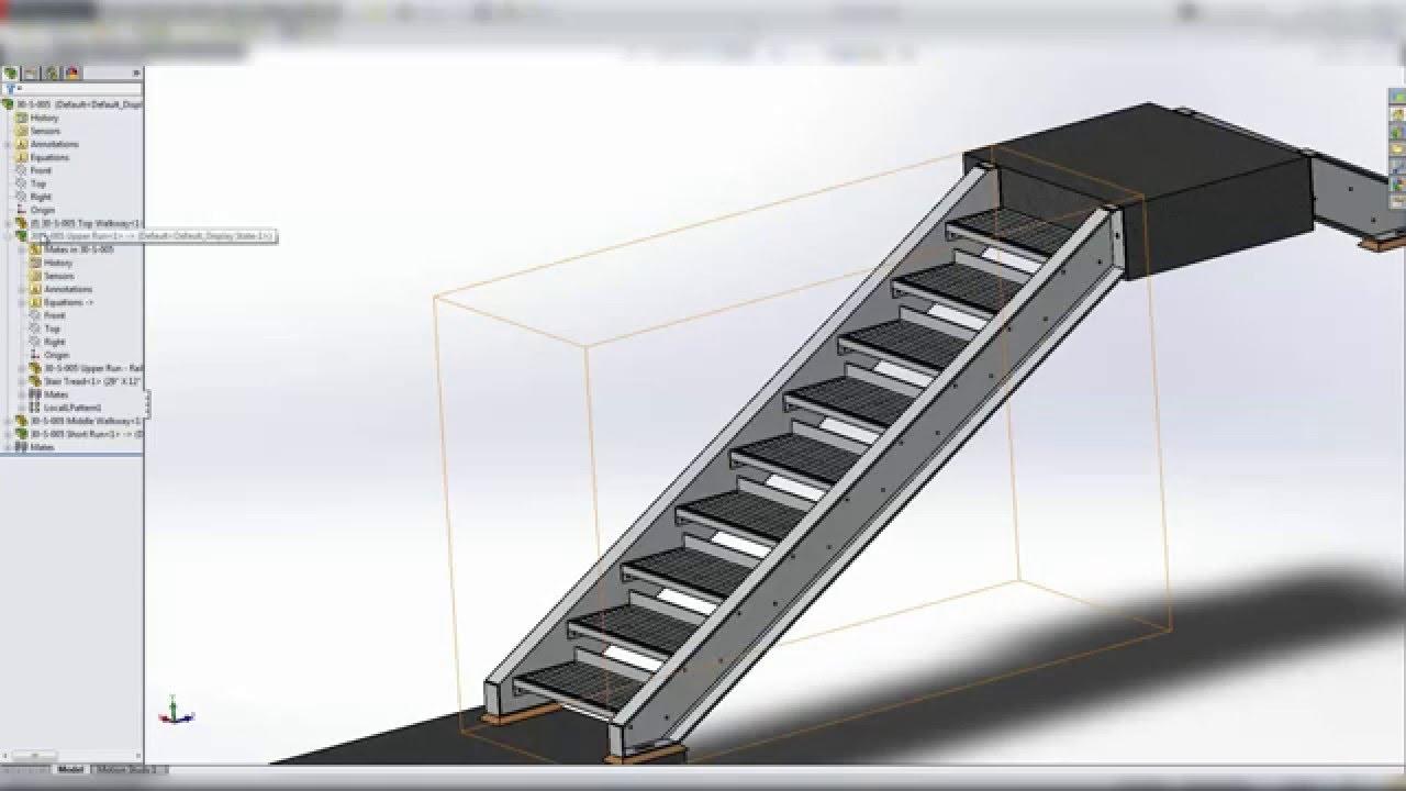 Metal Stair Parts