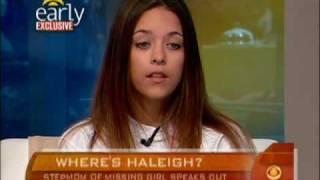 Haleigh Cummings Stepmom Speaks