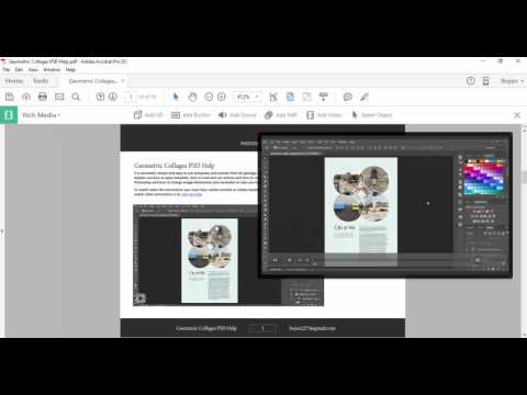 How to Embed Video in Acrobat DC
