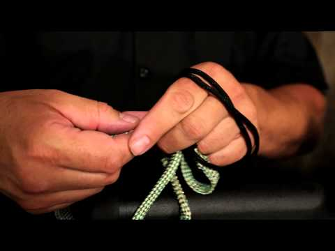 How to Clean a Rifle with a BoreSnake
