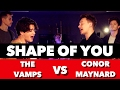Ed Sheeran - Shape Of You Sing Off Vs The Vamps