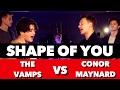 Ed Sheeran - Shape Of You SING OFF vs. The Vamps