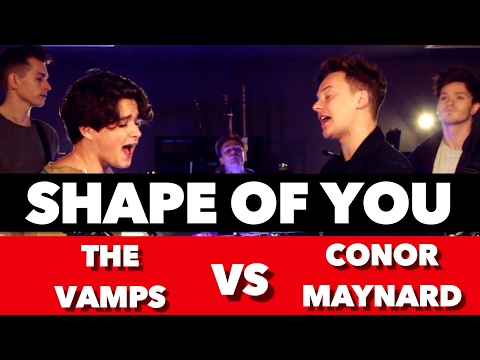 Ed Sheeran  Shape Of You SING OFF vs The Vamps