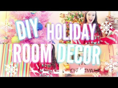 diy holiday room decor easy ways to spice up your room ruth
