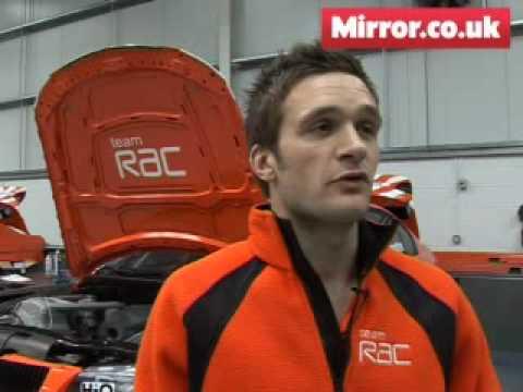 BTCC with Colin Turkington from the RAC TEAM