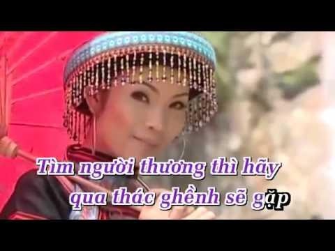 Karaoke    Thơ Tình Của Núi   Tân Nhàn ft  Tuấn Anh    Full Beat