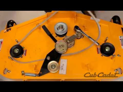 Hqdefault on Cub Cadet Riding Lawn Mower