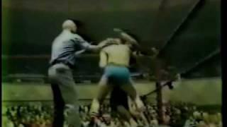 Jimmy Golden Vs Professor Tanaka Highlights (2-18-79) AWA Southern Heavyweight Title Match