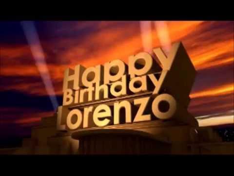 Lorenzo Youtube