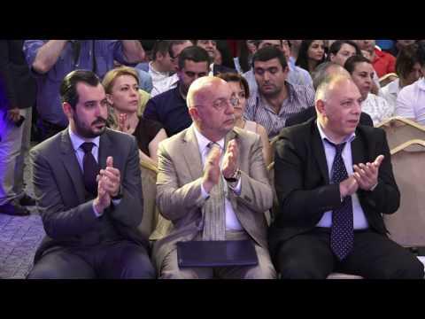 14 06 2017  DFA organized Armenia Tajikistan business forum
