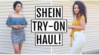 SHEIN TRY-ON HAUL (HONEST REVIEW)