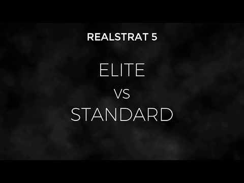 RealStrat 5. Elite vs Standard