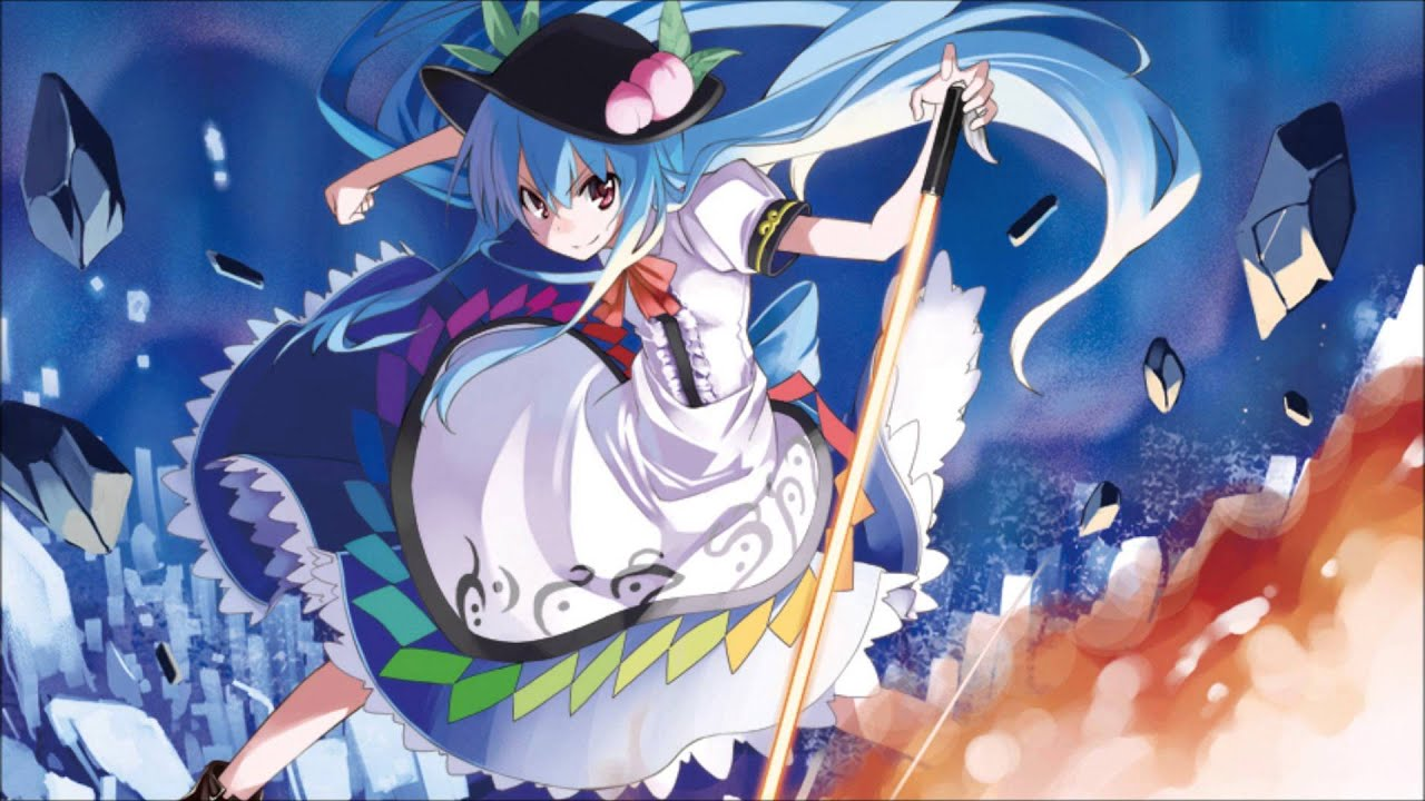 Suppression By Celestial OST Tenshi Hinanawis Theme