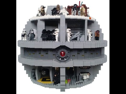 My thoughts on Starkiller base Lego set 2016 - YouTube