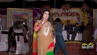 2 Gila Teda Kariay Pinkish Khan Latest Mujra My 2017 Arshad Bhatti Shaheen Studio   YouTube