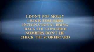 Repeat youtube video Jay Z Tom Ford Lyrics
