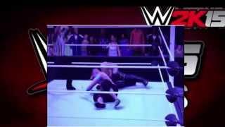 طريقة التثبيت الجديدة للمصارعين المكروهين فيديو مسرب/WWE 2K16!