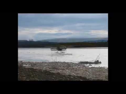 Kanutour Hart River - Kanada - Yukon Territory