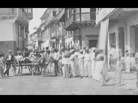3D Stereoscopic Photos of People in Cartagena, Colombia (1870's)