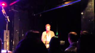 "Secondhand Serenade ""Price We Pay"" at Vinyl in Atlanta"
