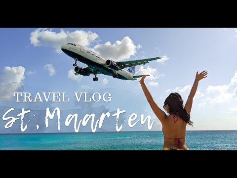 I Went To Saint Maarten! (Amazing In 2019) | Visiting Sonesta Maho Beach & Saint Martin