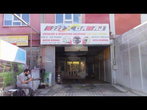 Eskişehir Detaylı Oto Temizlik - Eskişehir Oto Boya Koruma - S222 Garaj